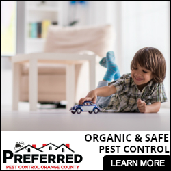 Pest control in Orange California