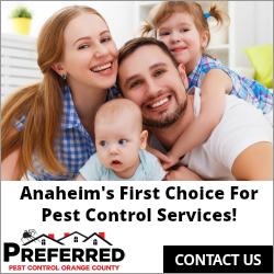 pest control Anaheim